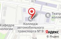 Схема проезда до компании Плэй в Москве