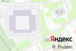 Схема проезда до компании Дендра в Москве