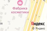 Схема проезда до компании ТехПоставка в Красной Горке