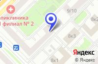 Схема проезда до компании СУРДОЛОГИЧЕСКИЙ ЦЕНТР ПОЛИКЛИНИКА № 80 в Москве