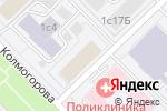 Схема проезда до компании Глобальный Мир в Москве