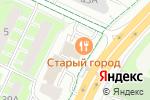 Схема проезда до компании Центр диванов в Москве