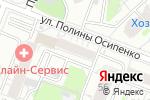 Схема проезда до компании Ахатинка в Москве