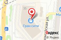 Схема проезда до компании МегаФон в Климовске