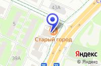 Схема проезда до компании ТРАНСПОРТНАЯ КОМПАНИЯ ГАРТ в Москве