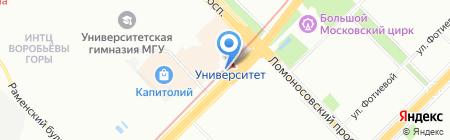 AppleFixer на карте Москвы
