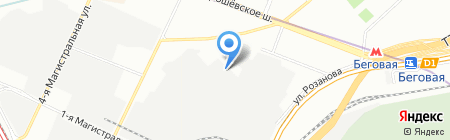 Эмри Групп на карте Москвы