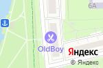 Схема проезда до компании Альфега в Москве