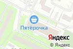 Схема проезда до компании Амани в Москве