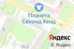 Схема проезда до компании Трансторг в Москве