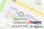 Схема проезда до компании МГУП в Москве
