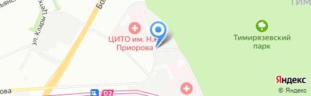 АвтоИмиджЦентр на карте Москвы