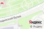 Схема проезда до компании PR-агентство VIP-PR в Москве