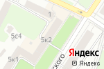 Схема проезда до компании Артисты Цирка в Москве