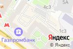 Схема проезда до компании ИМЦ Роспотребнадзора, ФБУЗ в Москве