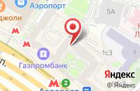 Схема проезда до компании Плотина в Москве