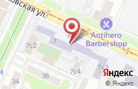 Схема проезда до компании Бабаев и Партнеры в Москве