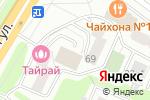 Схема проезда до компании КоРаНИС в Москве