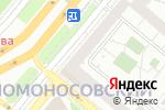 Схема проезда до компании Camille Albane в Москве