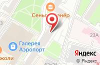 Схема проезда до компании Рэп-Стар в Москве