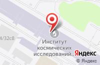 Схема проезда до компании Международный Институт Леса в Москве