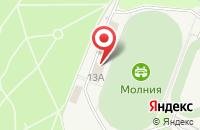 Схема проезда до компании Донская в Москве