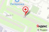 Схема проезда до компании Информация - 21 Век в Москве