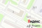 Схема проезда до компании Кондитерская мастерская в Москве