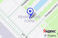Схема проезда до компании ДЮСШ БЕЙСБОЛ в Москве