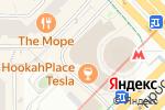 Схема проезда до компании Сеть магазинов табачных изделий в Москве