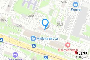 Комната в Москве Хорошёвское ш., 50к1