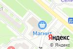 Схема проезда до компании Videktor в Москве