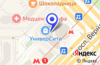 Схема проезда до компании САЛОН ДВЕРЕЙ КРЕПКИЙ ОРЕШЕК в Москве