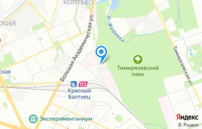 Местоположение на карте пункта техосмотра по адресу г Москва, ул Ипатовка Новая, влд 23А
