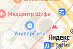 Схема проезда до компании Марукамэ в Москве