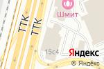 Схема проезда до компании Артледс в Москве