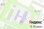 Схема проезда до компании Средняя общеобразовательная школа №49 с дошкольным отделением в Москве