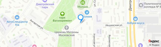 улица Софьи Ковалевской