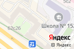 Схема проезда до компании MRZ club в Москве