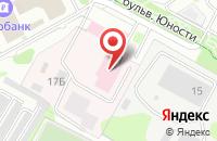 Схема проезда до компании Подольский Комбинат Благоустройства в Подольске