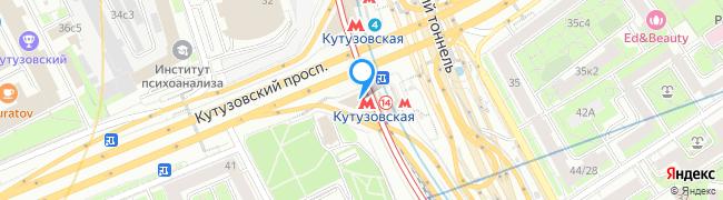 мцк Кутузовская