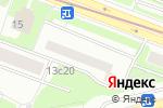 Схема проезда до компании Почтовое отделение №123007 в Москве