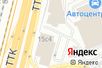 Схема проезда до компании ADRIX IT solutions в Москве