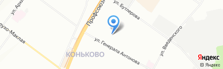 Программы и комплексы на карте Москвы