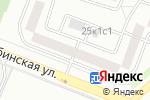 Схема проезда до компании UzaoKuzov в Москве