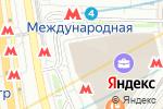 Схема проезда до компании IQ-квартал в Москве
