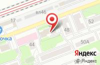 Схема проезда до компании Акцент в Москве
