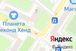 Схема проезда до компании Магазин фастфудной продукции на ул. Усиевича в Москве