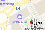 Схема проезда до компании City-voice в Москве