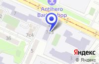 Схема проезда до компании КИНОВИДЕОКОМПАНИЯ ПРОЕКТ МЫ в Москве